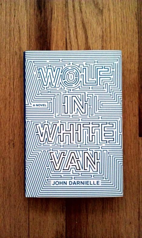 Book Talk - Wolf in White Van